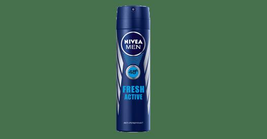 Fresh Active Deodorant Spray