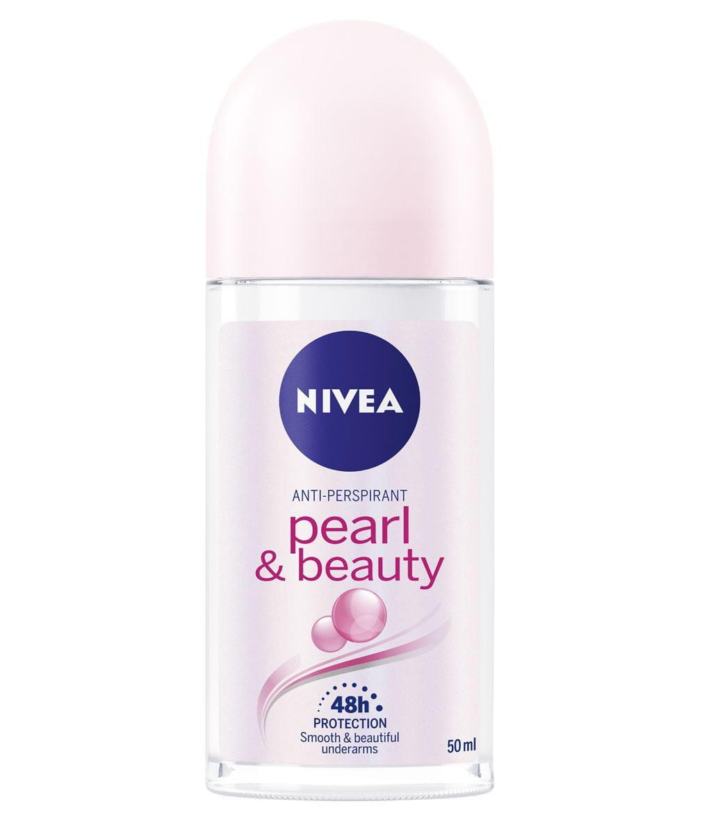"""Résultat de recherche d'images pour """"Nivea Roll Pearl & Beauty"""""""